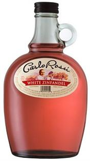 Carlo Rossi White Zinfandel 1.50l - Case of 6